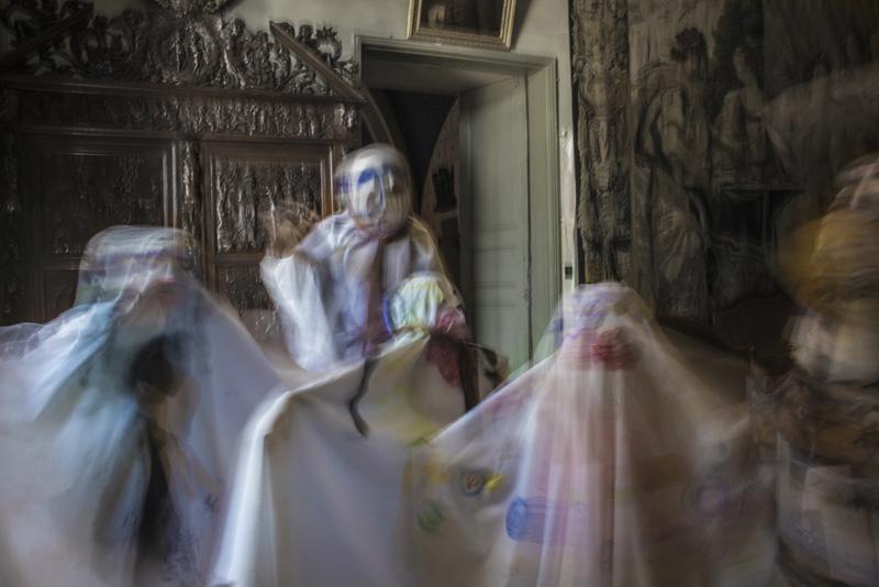 Galerie des fantômes des 20 et 21 juillet