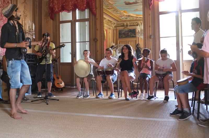 Atelier Musique des ados