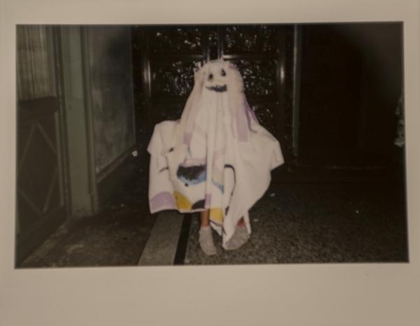 Galerie de l'invisible - enfants : les polaroïds ! Acte II