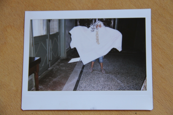 Galerie de l'invisible - enfants : les polaroïds ! Acte III