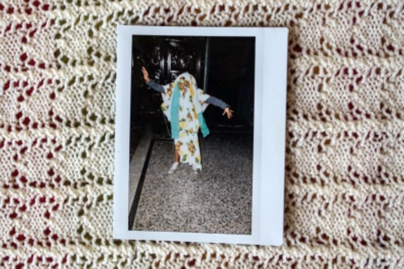 Galerie de l'invisible - enfants : les polaroïds ! Acte IV